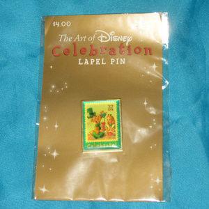 Disney Celebration Alice in Wonderland Pin